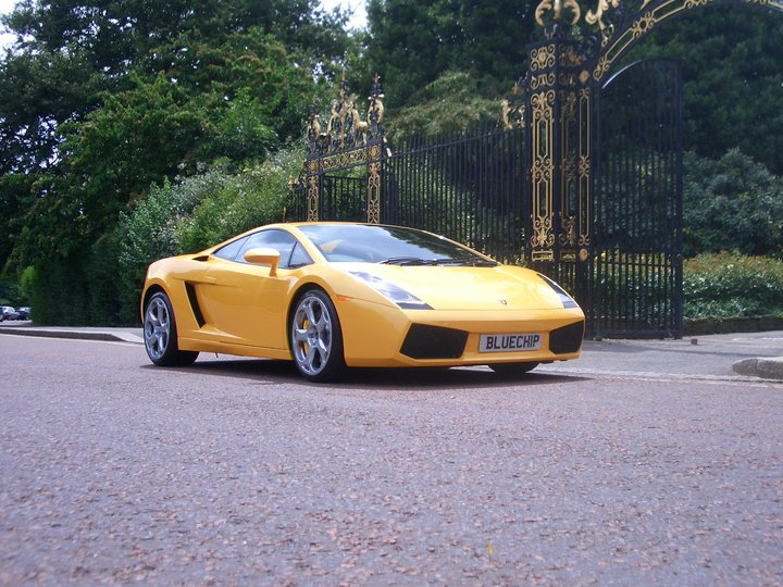 Lamborghini Gallardo - BlueChip Car Hire