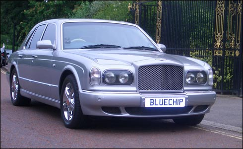 Bentley for hire