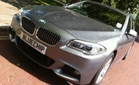 BMW 5 Series for to hire