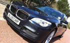 BMW cars for hire