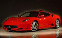 Ferrari 430 for hire