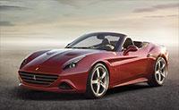 Ferrari California T for hire
