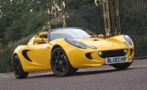 lotus elise 111r car hire bluechip car hire. Black Bedroom Furniture Sets. Home Design Ideas