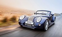 Morgan Aero 8 to hire