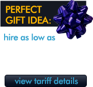 Ideal Gift Super Car Hire